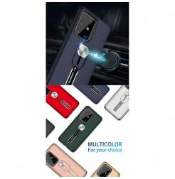 8504 - MadPhone Ring Case кейс със стойка за Samsung Galaxy S20+ Plus