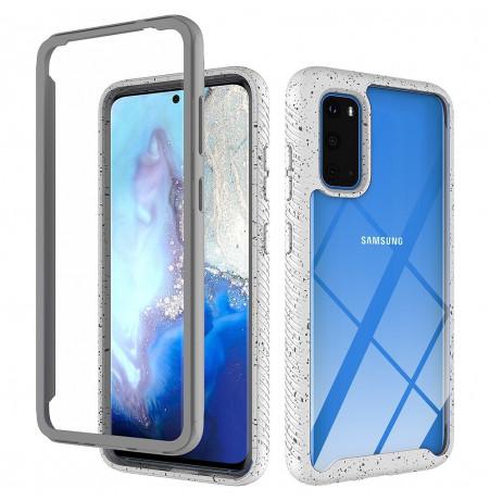 8523 - MadPhone 360 хибриден калъф за Samsung Galaxy S20+ Plus