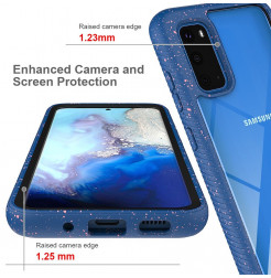 8527 - MadPhone 360 хибриден калъф за Samsung Galaxy S20+ Plus