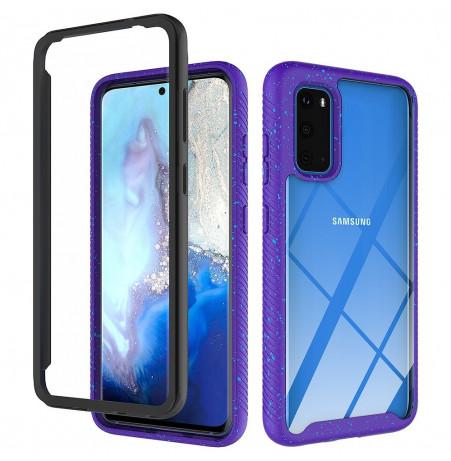 8529 - MadPhone 360 хибриден калъф за Samsung Galaxy S20+ Plus