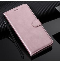 8557 - MadPhone Classic кожен калъф за Samsung Galaxy S20+ Plus