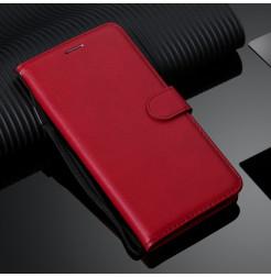 8567 - MadPhone Classic кожен калъф за Samsung Galaxy S20+ Plus