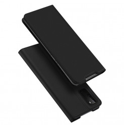 8568 - Dux Ducis Skin кожен калъф за Samsung Galaxy S20+ Plus