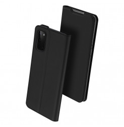 8569 - Dux Ducis Skin кожен калъф за Samsung Galaxy S20+ Plus