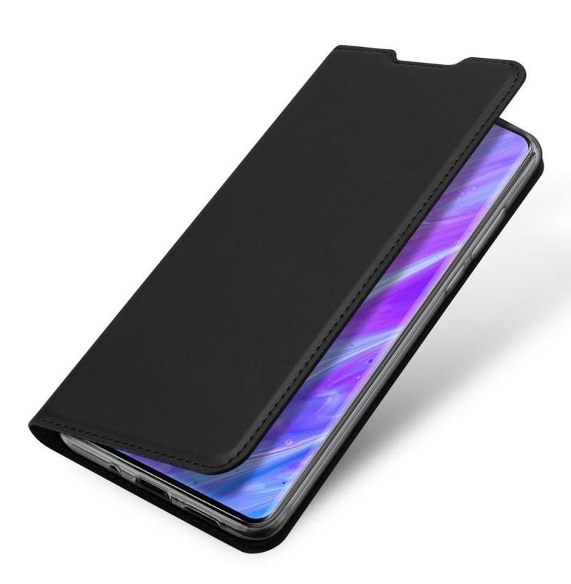 8571 - Dux Ducis Skin кожен калъф за Samsung Galaxy S20+ Plus