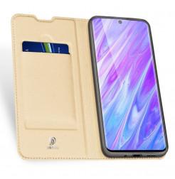 8579 - Dux Ducis Skin кожен калъф за Samsung Galaxy S20+ Plus