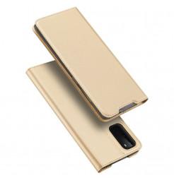 8582 - Dux Ducis Skin кожен калъф за Samsung Galaxy S20+ Plus