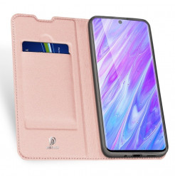 8590 - Dux Ducis Skin кожен калъф за Samsung Galaxy S20+ Plus