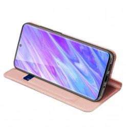 8592 - Dux Ducis Skin кожен калъф за Samsung Galaxy S20+ Plus