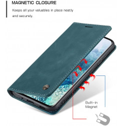 8595 - CaseMe премиум кожен калъф за Samsung Galaxy S20+ Plus