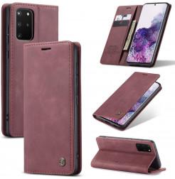 8603 - CaseMe премиум кожен калъф за Samsung Galaxy S20+ Plus