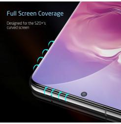 8618 - ESR ScreenShield стъклен протектор за Samsung Galaxy S20 Ultra