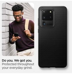 8637 - Spigen Liquid Air силиконов калъф за Samsung Galaxy S20 Ultra