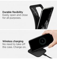 8640 - Spigen Liquid Air силиконов калъф за Samsung Galaxy S20 Ultra