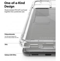 8686 - Ringke Fusion PC хибриден кейс за Samsung Galaxy S20 Ultra