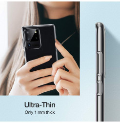8696 - ESR Essential Zero силиконов калъф за Samsung Galaxy S20 Ultra