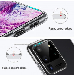 8698 - ESR Essential Zero силиконов калъф за Samsung Galaxy S20 Ultra