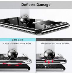 8710 - ESR Ice Shield хибриден стъклен калъф за Samsung Galaxy S20 Ultra