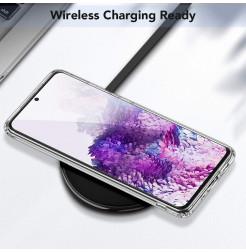 8713 - ESR Ice Shield хибриден стъклен калъф за Samsung Galaxy S20 Ultra