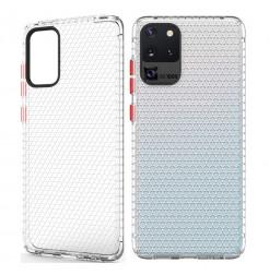 8754 - MadPhone HoneyComb хибриден калъф за Samsung Galaxy S20 Ultra
