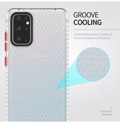 8757 - MadPhone HoneyComb хибриден калъф за Samsung Galaxy S20 Ultra