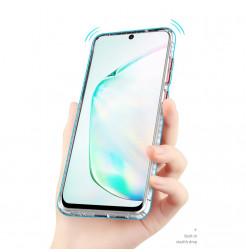 8758 - MadPhone HoneyComb хибриден калъф за Samsung Galaxy S20 Ultra