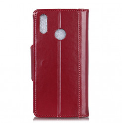 879 - MadPhone Bussines кожен калъф за Samsung Galaxy A30