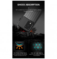 8794 - MadPhone Thunder силиконов кейс за Samsung Galaxy S20 Ultra