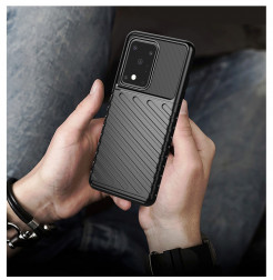 8796 - MadPhone Thunder силиконов кейс за Samsung Galaxy S20 Ultra