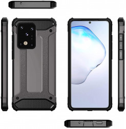8824 - MadPhone Armor хибриден калъф за Samsung Galaxy S20 Ultra
