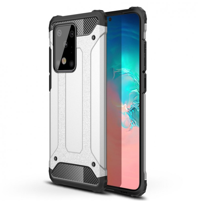 8843 - MadPhone Armor хибриден калъф за Samsung Galaxy S20 Ultra