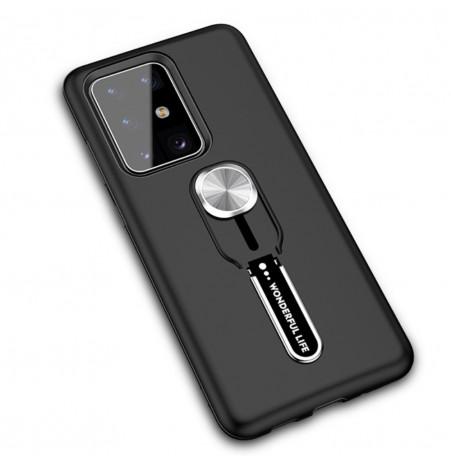 8869 - MadPhone Ring Case кейс със стойка за Samsung Galaxy S20 Ultra
