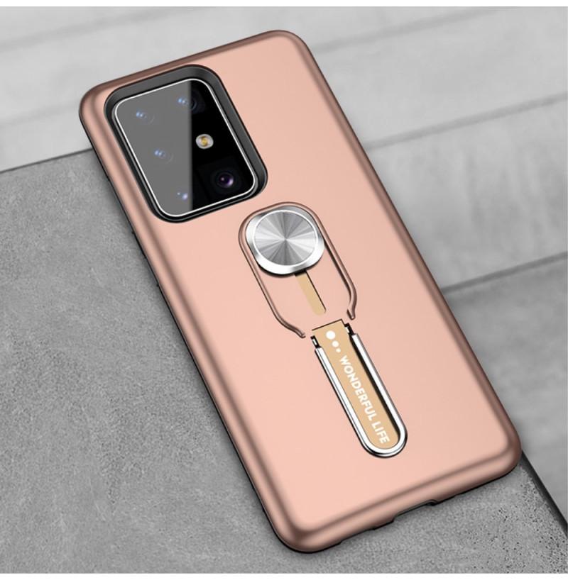 8891 - MadPhone Ring Case кейс със стойка за Samsung Galaxy S20 Ultra