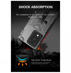 8915 - MadPhone King Kong силиконов кейс за Samsung Galaxy S20 Ultra