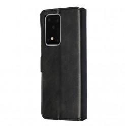 8979 - MadPhone Classic кожен калъф за Samsung Galaxy S20 Ultra