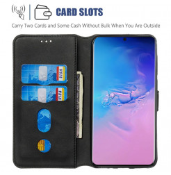 8980 - MadPhone Classic кожен калъф за Samsung Galaxy S20 Ultra