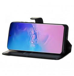 8981 - MadPhone Classic кожен калъф за Samsung Galaxy S20 Ultra