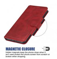8992 - MadPhone Classic кожен калъф за Samsung Galaxy S20 Ultra