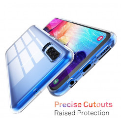 90 - Супер слим силиконов гръб за Samsung Galaxy A50 / A30s