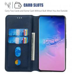 9010 - MadPhone Classic кожен калъф за Samsung Galaxy S20 Ultra