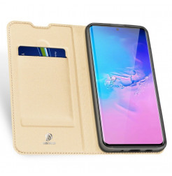 9030 - Dux Ducis Skin кожен калъф за Samsung Galaxy S20 Ultra