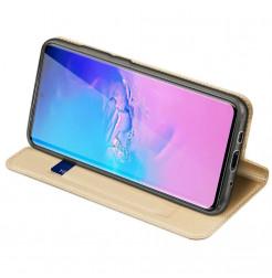 9032 - Dux Ducis Skin кожен калъф за Samsung Galaxy S20 Ultra
