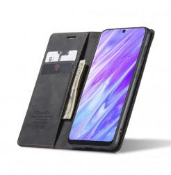 9048 - CaseMe премиум кожен калъф за Samsung Galaxy S20 Ultra