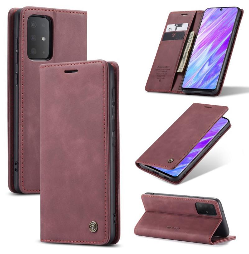 9057 - CaseMe премиум кожен калъф за Samsung Galaxy S20 Ultra