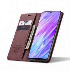 9058 - CaseMe премиум кожен калъф за Samsung Galaxy S20 Ultra