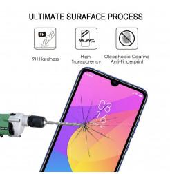 9075 - 3D стъклен протектор за целия дисплей Xiaomi Mi 9 Lite / CC9