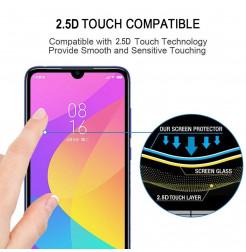 9076 - 3D стъклен протектор за целия дисплей Xiaomi Mi 9 Lite / CC9