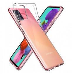 921 - Spigen Liquid Crystal силиконов калъф за Samsung Galaxy A51