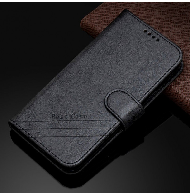 9289 - MadPhone кожен калъф за Xiaomi Mi 9 Lite / CC9