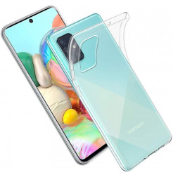 938 - MadPhone супер слим силиконов гръб за Samsung Galaxy A51